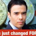 【2021年2月21日】投資系YouTuber高橋ダンさんで英語の勉強 Bitcoin chart DANGER.....MACD signal cross?