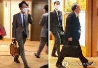 「人的交流を」「ハア」「」共感を得たニダ!」 ~ 【聯合ニュース】韓日局長級協議 韓国の人的交流再開提案に「日本側も『共感できる』という反応を見せた」