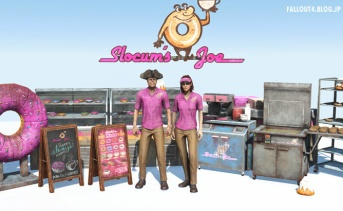 【Creation Club】Coffee and Donuts Workshop Pack