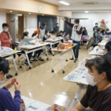 『クリスマス子ども工作イベントを開催しました』の画像
