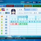 『七尾 百合子 パワプロ2020版』の画像