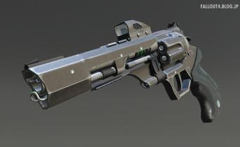 COBRA - Officer's Revolver v1.2.1