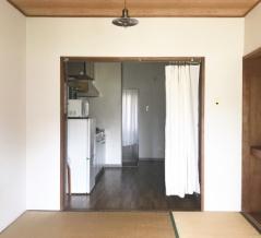 小さな部屋 こざっぱり 拭き掃除