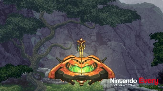 ファンメイドの2D版『メトロイドプライム』が開発中止     任天堂の指摘入る