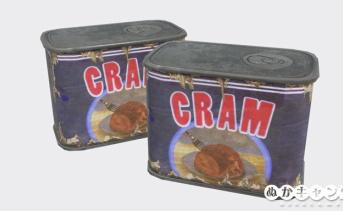 肉詰め(Cram)