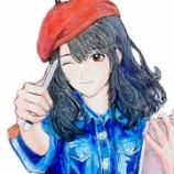 『【乃木坂46】みんな上手すぎるな・・・ファンが描いた賀喜遥香のイラストの数々がこちら・・・』の画像