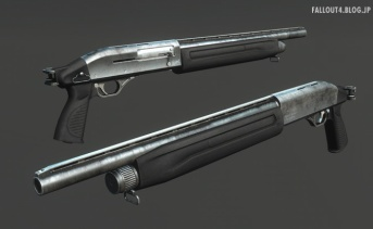 Mp-153 Shotgun Animations V2