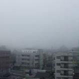 『朝起きたら戸田市は霧の中』の画像