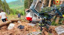 【事故】ロープウエーのゴンドラ落下、少なくとも14人死亡…イタリア