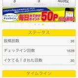 『【実績公開】imaココデポイント数(2014年6月分)』の画像