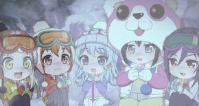 【ガルパ☆ピコ】第14話 感想 ハロハピ、雪山へ