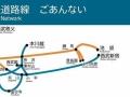 【画像】 西武鉄道の路線図wwwwwww