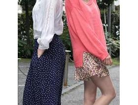 女優でモデル、広瀬アリスの妹、広瀬すず(14)が女優デビュー!「いつかは姉妹共演したい」