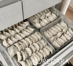    今週のまとめて料理♪ 冷凍庫がスッキリしたら100個つくる   