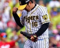 西勇輝さん 9勝8敗167.1回防御率3.01