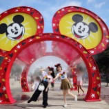 『[イコラブ] 指原莉乃P アメブロ更新「上海ディズニーランド~ディズニータウン~」【=LOVE(イコールラブ)】』の画像