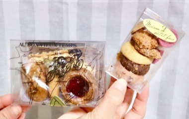 『☆頂き物 東京土産 東海道新幹線土産 人形焼きとクッキー』の画像