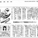 『乾燥肌はバリア機能低下のサイン|産経新聞連載「薬膳のススメ」(66)』の画像