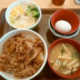 『すき屋の牛丼ランチセット!【株主優待】』の画像