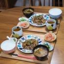 家事分担の微妙な変化と食卓の変化
