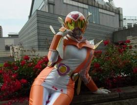 茨城県のヒーローがなんかエロい