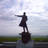 『ウィリアム・スミス・クラーク:北海道札幌市豊平区羊ケ丘(羊ヶ丘展望台)』の画像