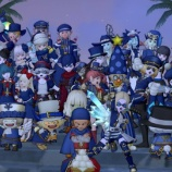 『紺色ドレア集会』の画像