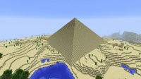 大ピラミッドの内部を作る (1)
