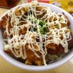 松屋「からあげ丼」を500円で新発売