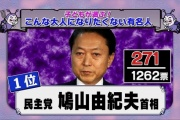 鳩山元首相、民主離党の考え 「別の行動をしたい」