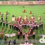 『【DCI】ショー抜粋映像! 1979年ドラムコー世界大会第7位『 ガーズメン(Guardsmen)』本番動画です!』の画像