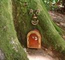 妖精の森に「妖精のドア」が大量に出現…当局は撤去に乗り出す(画像あり)