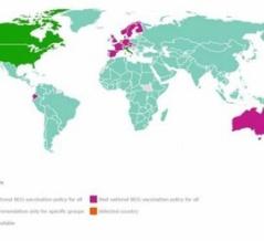 日本 BCG予防接種を義務化 感染者数の多い欧米では義務化されていない