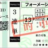『5月31日インサイダー情報馬』の画像
