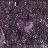 『[京都サンガ] 悪天候の中、1万2千人越えの観客に最高のプレゼント!! 京都が2-1で6年ぶりの4連勝!! 首位キープ』の画像