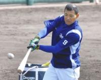 中日  福留 打率3割、出塁率は6割越え「(実戦勘は)まだまだ…」16日1軍合流へ向け順調