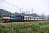 『2018/8/4運転 新京成N800形甲種輸送』の画像