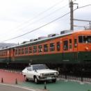 鉄道フェスタ㏌さかき にSR311・CSP311を展示