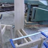 『樽の家具つくり・9』の画像