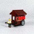 レゴでラーメン屋台を作ってみました。