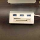 10/19。【iMacはフラッシュメモリ、SDカードの抜き差しがし辛い…そんな時に!!】