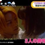 『【乃木坂46】堀未央奈がキス寸前・・・!!!!』の画像