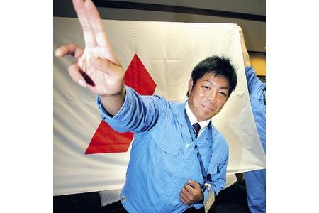 巨人ドラフト3位高木勇人 久保田超え宣言 目標は「100試合登板」 alt=
