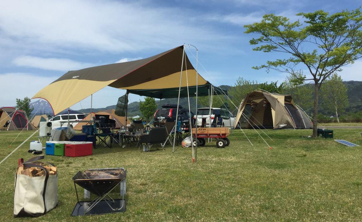 我が家とキャンプとエトセトラ イメージ画像