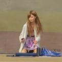 2014年 第46回相模女子大学相生祭 その82(ミスマーガレットコンテスト2014の12(斎田千智))