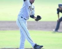 【阪神】藤浪、159キロ直球主体で1回無安打無失点、1四球1奪三振!