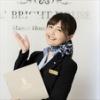 『明坂聡美さん、ウェディングドレスを着る!!』の画像