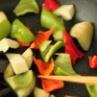 酢がきめて「塩鯖ごま焼き」「なすピーマンの大葉みそ」2品弁当