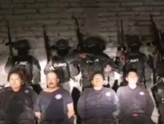 メキシコ、新市長が刑務所の中から誕生…45人を殺害した額に稲妻の刺青を持つ男!