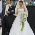 東京大学第65回駒場祭2014 その146(ミス&ミスター東大コンテスト2014の49(ウェディング・島めぐみ))
